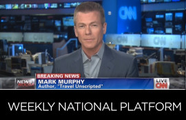 Mark Murphy's National Travels